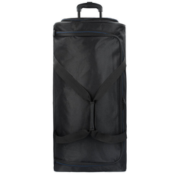 Travelite Basics 2- Rollen Reisetasche 70 cm schwarz blau