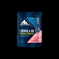 Multipower - Formula 80 Protein Complex, 510g Beutel (Geschmack: Cocosnuss)
