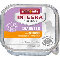 Animonda Integra Protect Diabetes Geflügel 16 x 100 g
