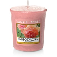 Yankee Candle Sun-Drenched Apricot Rose Votivkerze 49 g