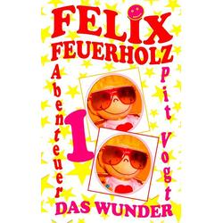 Felix Feuerholz als Buch von Pit Vogt