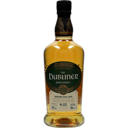The Dubliner Irish Whisky 40% 0,7 ltr.