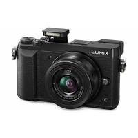 Panasonic Lumix DMC-GX80K schwarz + 12-32 mm OIS
