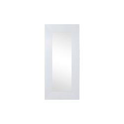 Spiegelprofi Rahmenspiegel Glitty in weiß, 64 x 140 cm
