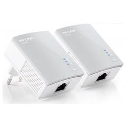 TP-Link TL-PA4010KIT Power LAN - Netzwerkadapter - weiß Netzwerk-Adapter