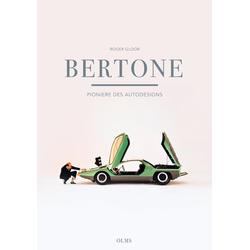 Bertone - Pioniere des Autodesigns als Buch von Roger Gloor