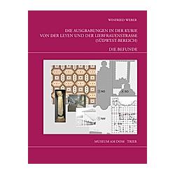 Die Trierer Domgrabung - Buch