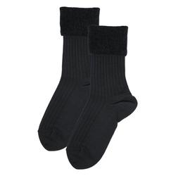 Rogo Socken (1-Paar) mit weichem Chenillerand 35/38