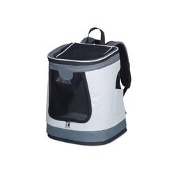 Nobby Tiertransporttasche Rucksack PLATA bis 10.00 kg grau