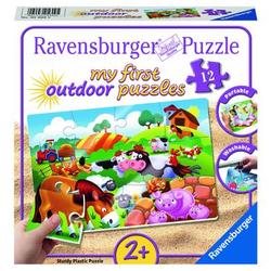 Ravensburger My first outdoor puzzle - Liebe Bauernhoftiere