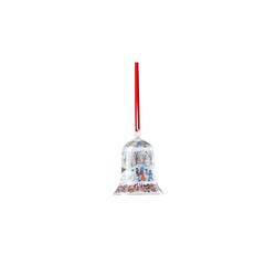 Hutschenreuther Weihnachtsfigur Kristallglocke 2021 Glasglocke
