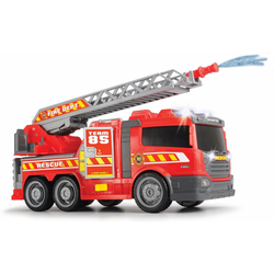 Dickie Toys Spielzeug-Feuerwehr Fire Fighter - Feuerwehrauto, mit Wasserspritze