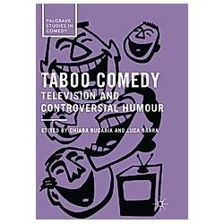 Taboo Comedy - Buch