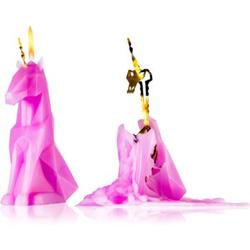 54 Celsius PyroPet EINAR (Unicorn) kerze lilac 20.3 cm