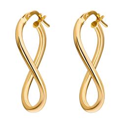 CHRIST Damen Ohrringe gold, Größe One Size, 4036106