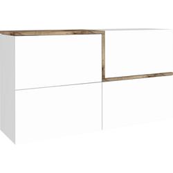Tecnos Sideboard Zet, Breite 150 weiß