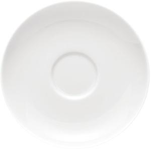 Rosenthal 19600-800001-14716 Moon - Espresso-Untertasse - Porzellan - Weiß - Ø Ø 12 cm