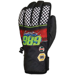 Handschuhe 686 - Ruckus Pipe Glove Racing (RACN) Größe: M