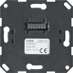 Gira 248200, Eins. UP-Radio RDS Elektronik