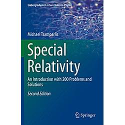 Special Relativity. Michael Tsamparlis  - Buch