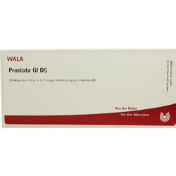 Prostata GL D 5 Ampullen
