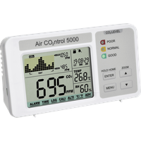TFA 31.5008.02 AIRCO2NTROL 5000 CO2-Monitor