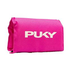 Puky Fahrradkindersitz Lenkerpolster LP 3 blau rosa
