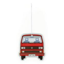 VW Collection by BRISA Autopflege-Set VW Bus T3, Zubehör für Auto rot