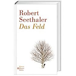 Das Feld. Robert Seethaler  - Buch