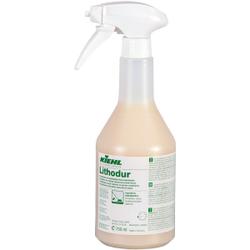 Kiehl Lithodur Kristallisator, Kristallisator für kalkhaltige Natursteinböden, 750 ml - Flasche (1 Karton = 6 Flaschen)