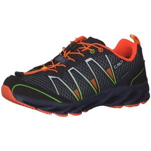 CMP Kinder Trail Running Schuhe Altak WP 2.0 39Q4794J Navy-Mint-Orange Fluo 39