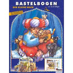 Der kleine Muck Bastelbogen: Buch von