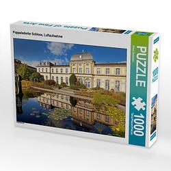 Poppelsdorfer Schloss, Luftaufnahme Lege-Größe 64 x 48 cm Foto-Puzzle Bild von Prime Selection Kalender Puzzle