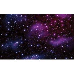 Consalnet Fototapete Kosmos Weltall, glatt, Motiv 3,68 m x 2,54 m