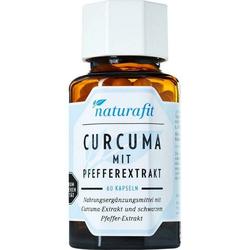 Naturafit Curcuma mit Pfeffer