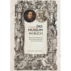 Das Museum im Buch als Buch von Lea Hagedorn
