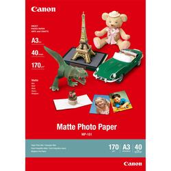 CANON Fotopapier MP 101 A3  40 Blatt 170g/m²