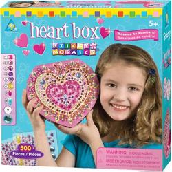 Sticky Mosaics Herz Box