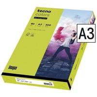 Rainbow Farbpapier A3 80 g/m2 500 Blatt leuchtend grün