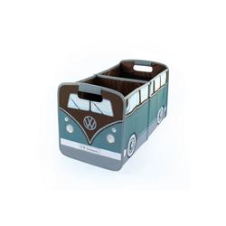 VW Collection by BRISA Faltbox VW Bulli T1, Organizer für den Kofferraum bunt