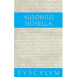 Mosella. Ausonius  - Buch