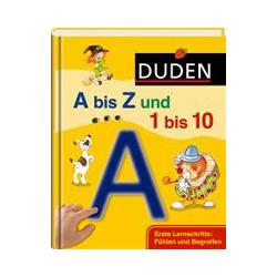 Duden A-Z und 1 bis 10