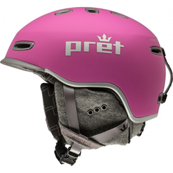 PRET LYRIC Helm 2019 rose violet - S