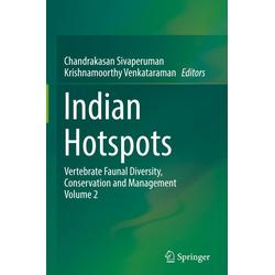 Indian Hotspots als Buch von
