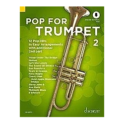 Pop For Trumpet 2 - Buch