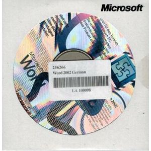 MS Word 2002/XP OEM Vollversion deutsch neu
