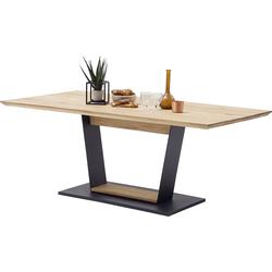 MCA furniture Esstisch Malambo braun Esstische rechteckig Tische Tisch