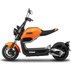 MIKU MAX e-scooter mit BOSCH Motor orange
