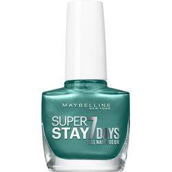 MAYBELLINE NEW YORK Nagellack Superstay 7 Days blau