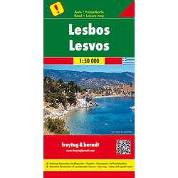 Lesbos 1 : 50 000